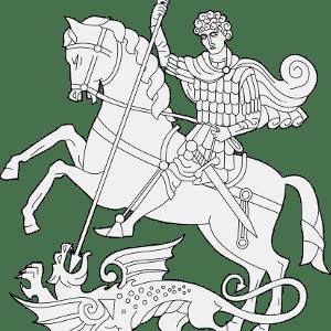 Weiße Ritter Narzissten